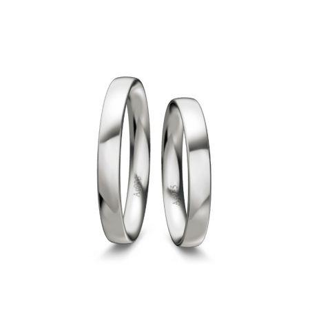 Trauringe Mia - Silber 935
