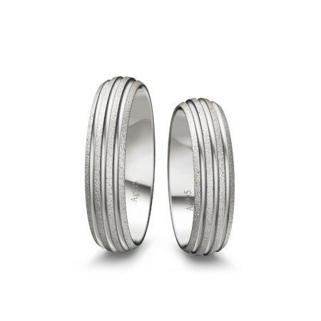 Trauringe Lea - Silber 935