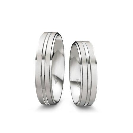 Trauringe Leni - Silber 925