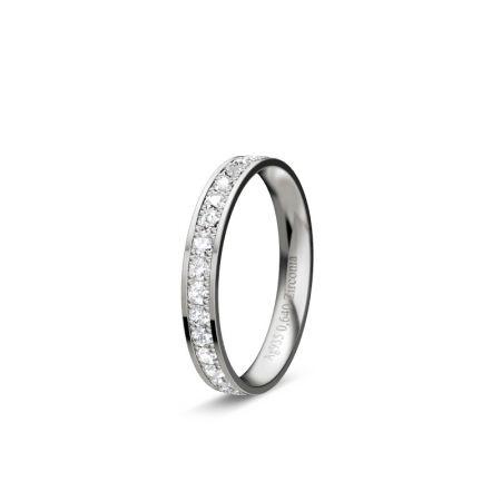 Memoire Zara - Silber 925 - 0,640 Crt - Zirconia